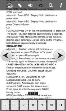 book password tv monitor lcd apk screenshot