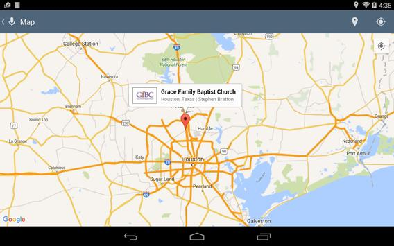 Grace Family Baptist Church apk screenshot