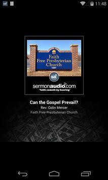Faith Free Presbyterian Church apk screenshot