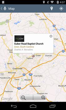 Suber Road Baptist Church apk screenshot