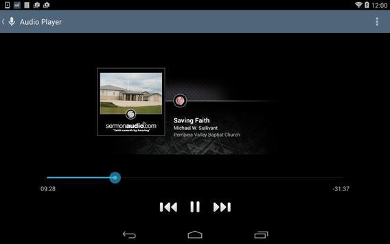 Pembina Valley Baptist Church apk screenshot
