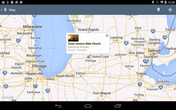 Texas Corners Bible Church apk screenshot