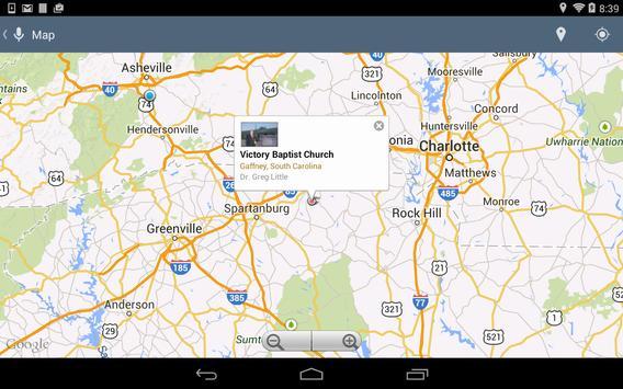 Victory Baptist Church apk screenshot