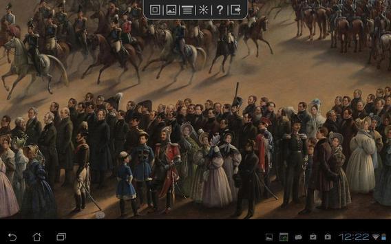 Русский музей. Чернецов. Парад apk screenshot