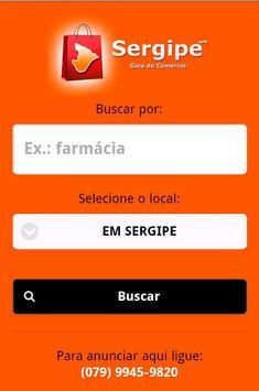 Comercio de Sergipe poster