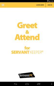 Greet and Attend apk screenshot