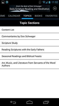 Daily Scripture apk screenshot