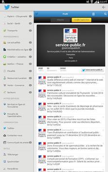 Service-public.fr apk screenshot
