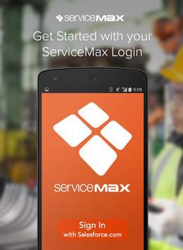 ServiceMax Winter 15 poster