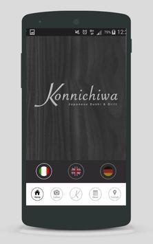 Konnichiwa poster