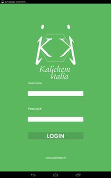 Kalichem App apk screenshot