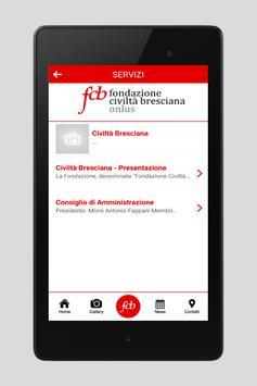 Fondazione Civiltà Bresciana apk screenshot