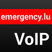 emergency.lu VoIP icon