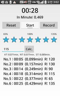 Motion and Time Study Helper apk screenshot