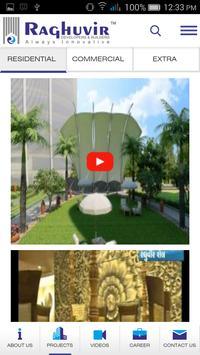 Raghuvir Developers & Builders apk screenshot