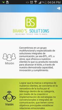 Brand's Solutions App apk screenshot