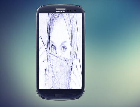 تحويل الصور الى رسم بالقلم apk screenshot