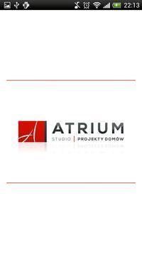 Atrium: Projekty Domów poster