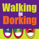 Walking In Dorking icon