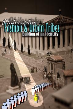 Filosofía y Tribus Urbanas poster