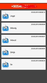 Spam Filter Sms apk screenshot