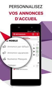 SFR Répondeur + apk screenshot