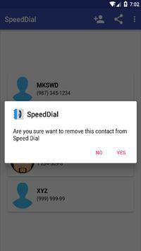 Speed Dial apk screenshot