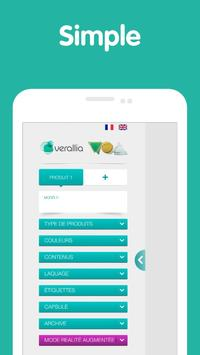 Verallia Virtual Glass Fr poster