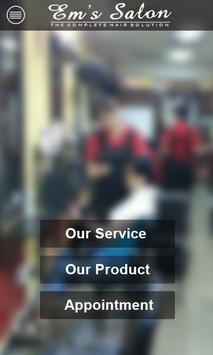 EMS Salon apk screenshot