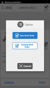 Work Order Management apk screenshot
