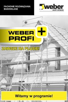 Weber Profi+ poster