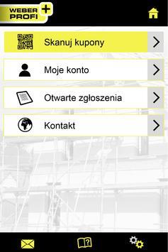 Weber Profi+ apk screenshot