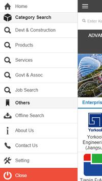 SgBizSearch apk screenshot