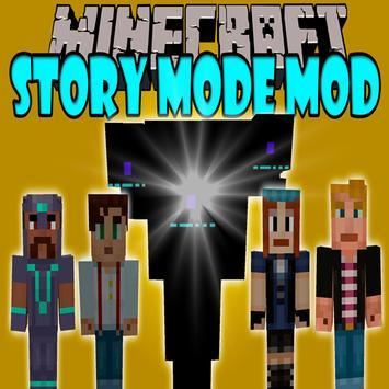 Story Mode MCPE poster