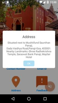 Shree Mahalaxmi Panaji - Goa apk screenshot