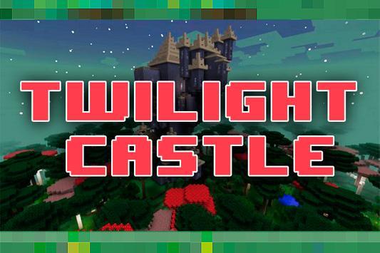 Twilight Forest Mod for MCPE apk screenshot