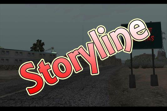 Zombie Andreas Mod for GTA SA apk screenshot