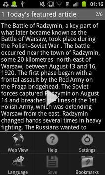Voice Wiki apk screenshot