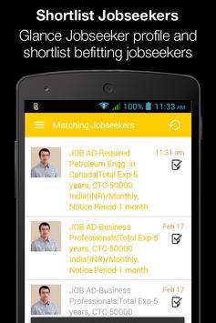 Shank - Global Jobs apk screenshot