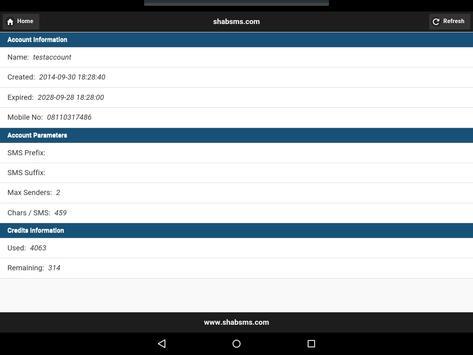 shabsms.com apk screenshot