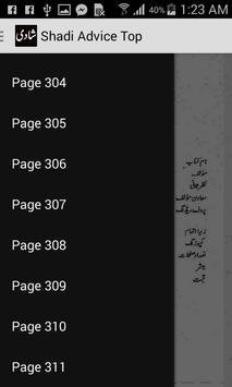 Shadi Advice Top apk screenshot