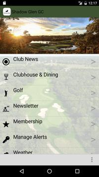 Shadow Glen Golf Club apk screenshot