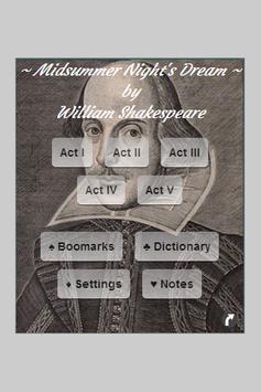Shakespeare Most Popular Vol:1 apk screenshot