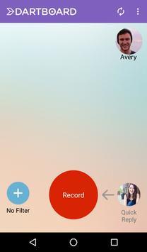 Dartboard - Voicemail Evolved apk screenshot
