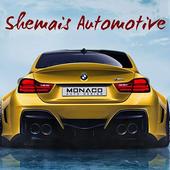 Shemais Automotive BMW icon