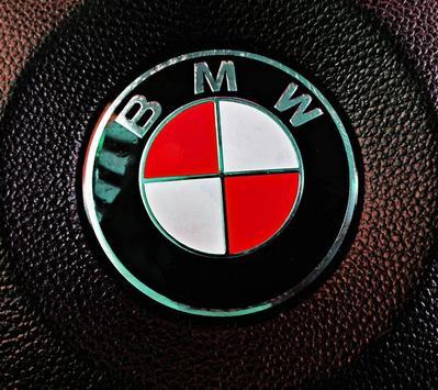 Shemais Automotive BMW poster
