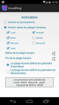 VocalRing apk screenshot