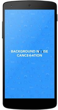 Background Noise Cancellation apk screenshot