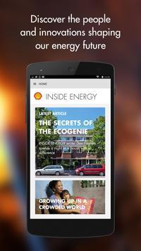 Inside Energy – Stories poster