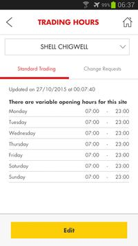 Shell Retail Site Manager apk screenshot